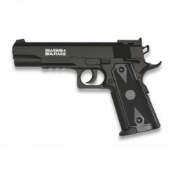 Pistolet 4.5mm P1911 MATCH...