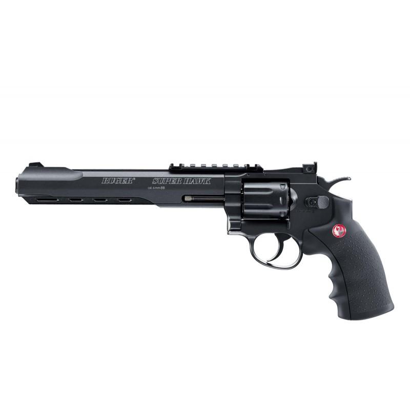 Réplique revolver Ruger Super Hawk 8 Pouces Co2
